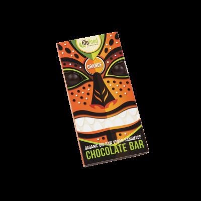 Bio Lifefood Schokolade - Orange