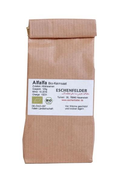 Bio Keimsaat: Alfalfa von Eschenfelder
