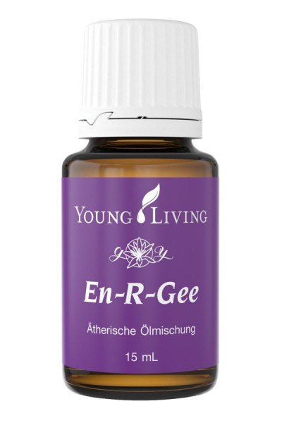 Young Living Ätherisches Öl: En-R-Gee 15ml